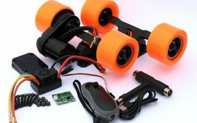 ¿Montar tu propio longboard eléctrico o comprarte uno montado?