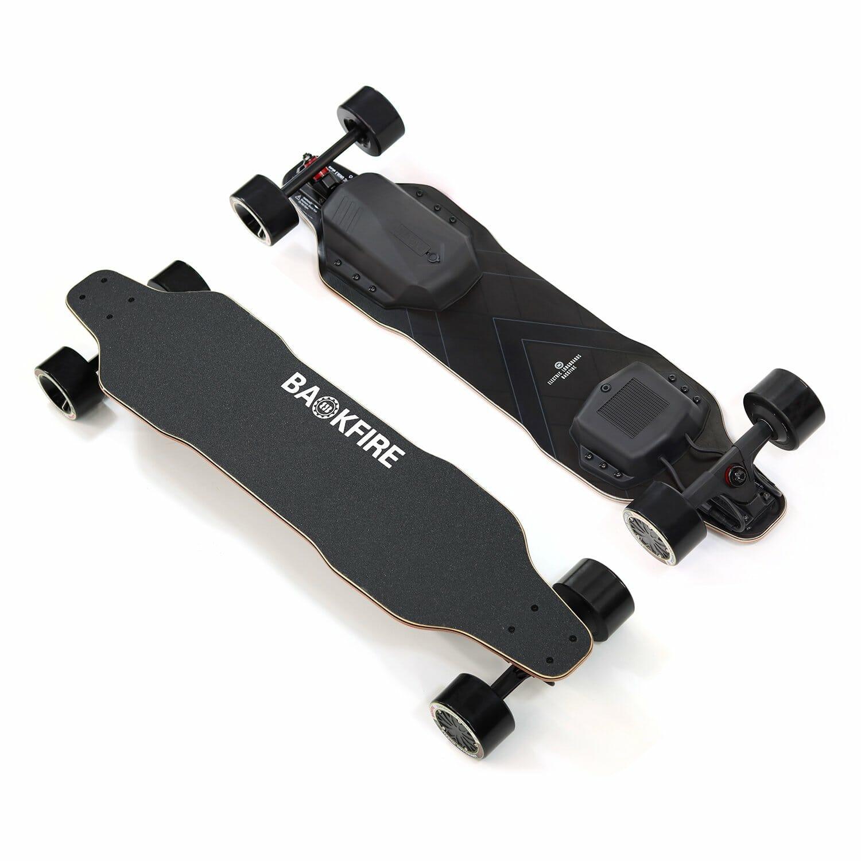 backfire g2 skate electrico
